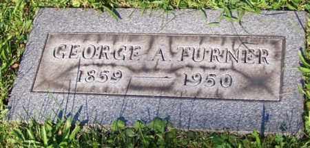 TURNER, GEORGE A. - Stark County, Ohio | GEORGE A. TURNER - Ohio Gravestone Photos