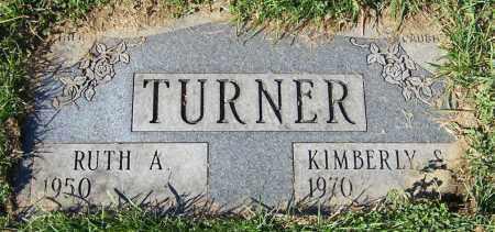 TURNER, RUTH A. - Stark County, Ohio | RUTH A. TURNER - Ohio Gravestone Photos