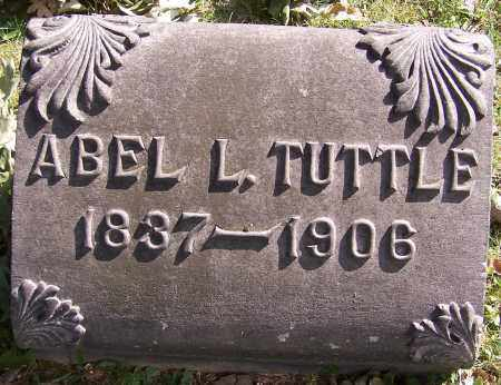 TUTTLE, ABEL L. - Stark County, Ohio | ABEL L. TUTTLE - Ohio Gravestone Photos
