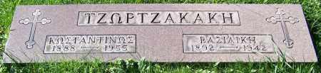 TZORTZAKAKI, KOSTANTINOS - Stark County, Ohio | KOSTANTINOS TZORTZAKAKI - Ohio Gravestone Photos