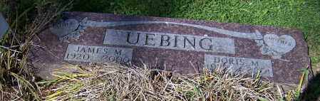 UEBING, DORIS M. - Stark County, Ohio | DORIS M. UEBING - Ohio Gravestone Photos