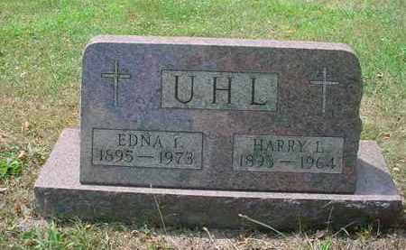 UHL, HARRY L - Stark County, Ohio | HARRY L UHL - Ohio Gravestone Photos