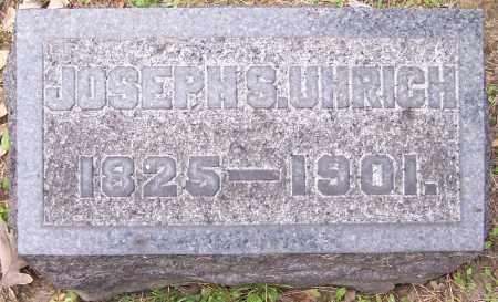 UHRICH, JOSEPH S. - Stark County, Ohio | JOSEPH S. UHRICH - Ohio Gravestone Photos