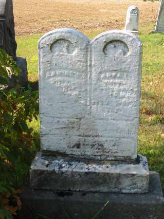 UNREADABLE, ADNA - Stark County, Ohio | ADNA UNREADABLE - Ohio Gravestone Photos