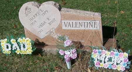VALENTINE, HARRY E. - Stark County, Ohio | HARRY E. VALENTINE - Ohio Gravestone Photos