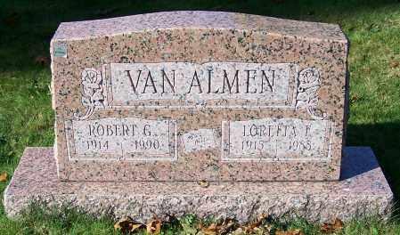 VAN ALMEN, LORETTA E. - Stark County, Ohio | LORETTA E. VAN ALMEN - Ohio Gravestone Photos