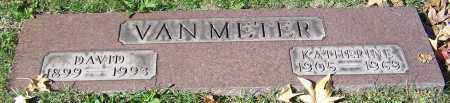 VAN METER, DAVID - Stark County, Ohio | DAVID VAN METER - Ohio Gravestone Photos