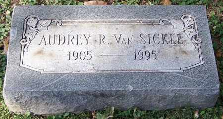 VAN SICKLE, AUDREY R. - Stark County, Ohio | AUDREY R. VAN SICKLE - Ohio Gravestone Photos