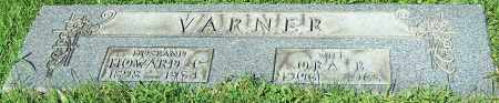 VARNER, ORA B. - Stark County, Ohio | ORA B. VARNER - Ohio Gravestone Photos