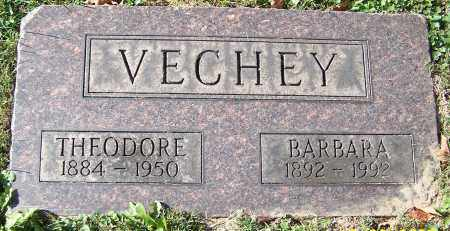 VECHEY, BARBARA - Stark County, Ohio | BARBARA VECHEY - Ohio Gravestone Photos