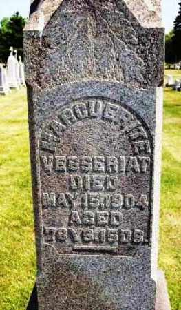 VESSERIAT, MARGUERITE - Stark County, Ohio | MARGUERITE VESSERIAT - Ohio Gravestone Photos