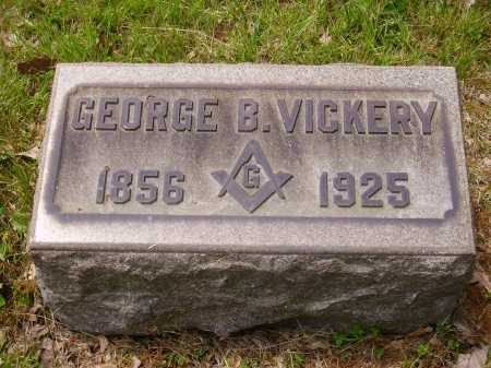 VICKERY, GEORGE BYRON - Stark County, Ohio | GEORGE BYRON VICKERY - Ohio Gravestone Photos