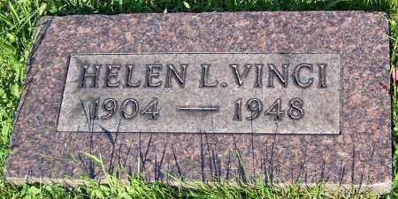 VINCI, HELEN L. - Stark County, Ohio | HELEN L. VINCI - Ohio Gravestone Photos