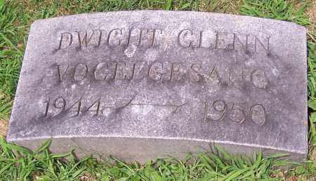 VOGELGESANG, DWIGHT GLENN - Stark County, Ohio | DWIGHT GLENN VOGELGESANG - Ohio Gravestone Photos