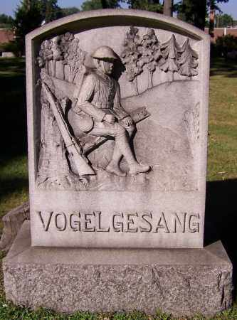 VOGELGESANG, FAMILY - Stark County, Ohio | FAMILY VOGELGESANG - Ohio Gravestone Photos