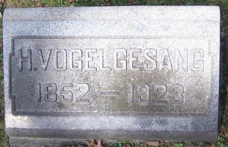 VOGELGESANG, H. - Stark County, Ohio | H. VOGELGESANG - Ohio Gravestone Photos