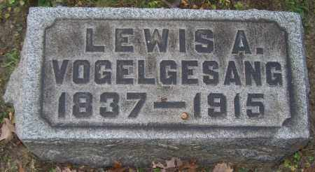 VOGELGESANG, LEWIS A. - Stark County, Ohio | LEWIS A. VOGELGESANG - Ohio Gravestone Photos
