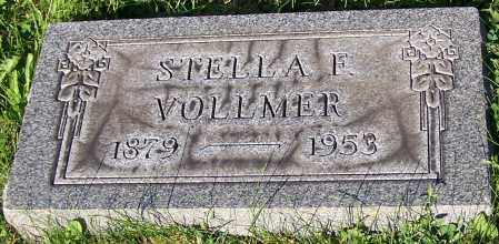 VOLLMER, DTELLA F. - Stark County, Ohio | DTELLA F. VOLLMER - Ohio Gravestone Photos