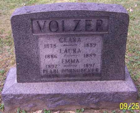 DORNHECKER, PEARL - Stark County, Ohio | PEARL DORNHECKER - Ohio Gravestone Photos