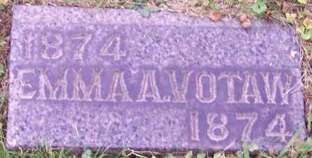 VOTAW, EMMA A. - Stark County, Ohio | EMMA A. VOTAW - Ohio Gravestone Photos