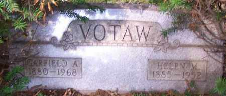 VOTAW, GARFIELD A. - Stark County, Ohio | GARFIELD A. VOTAW - Ohio Gravestone Photos