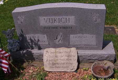 VUKICH, GEORGE J. - Stark County, Ohio | GEORGE J. VUKICH - Ohio Gravestone Photos