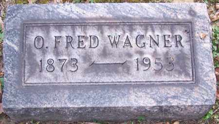 WAGNER, O.FRED - Stark County, Ohio | O.FRED WAGNER - Ohio Gravestone Photos