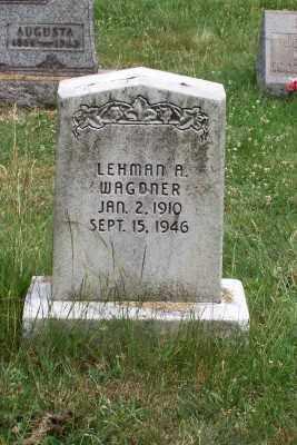 WAGONER, LEHMAN A. - Stark County, Ohio | LEHMAN A. WAGONER - Ohio Gravestone Photos