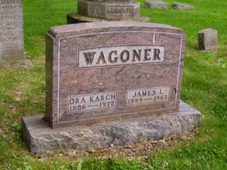 WAGONER, JAMES L. - Stark County, Ohio | JAMES L. WAGONER - Ohio Gravestone Photos