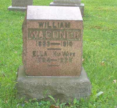 WAGONER, WILLIAM - Stark County, Ohio | WILLIAM WAGONER - Ohio Gravestone Photos