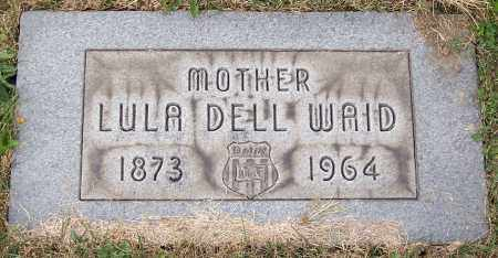 WAID, LULA DELL - Stark County, Ohio | LULA DELL WAID - Ohio Gravestone Photos