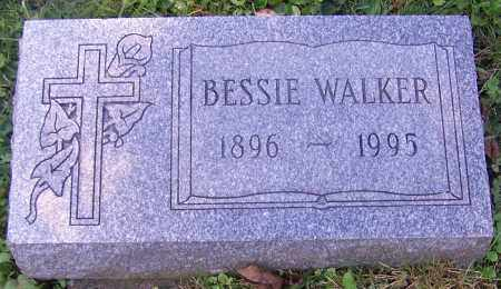 WALKER, BESSIE - Stark County, Ohio | BESSIE WALKER - Ohio Gravestone Photos