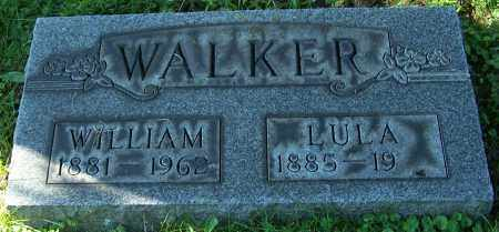 WALKER, LULA - Stark County, Ohio | LULA WALKER - Ohio Gravestone Photos