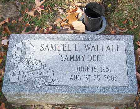 "WALLACE, SAMUEL L.  ""SAMMY DEE"" - Stark County, Ohio 
