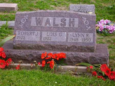 WALSH, LYNN R. - Stark County, Ohio | LYNN R. WALSH - Ohio Gravestone Photos