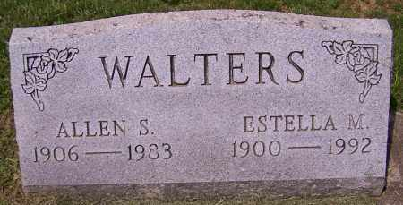 WALTERS, ESTELLA M. - Stark County, Ohio | ESTELLA M. WALTERS - Ohio Gravestone Photos