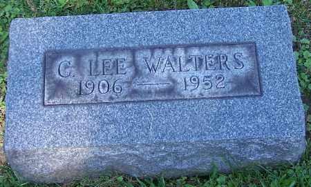 WALTERS, C.LEE - Stark County, Ohio | C.LEE WALTERS - Ohio Gravestone Photos