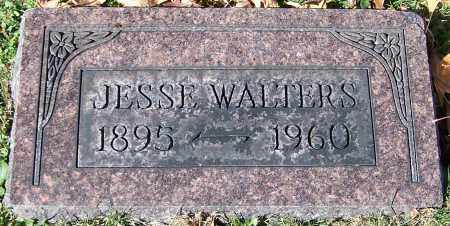 WALTERS, JESSE - Stark County, Ohio | JESSE WALTERS - Ohio Gravestone Photos