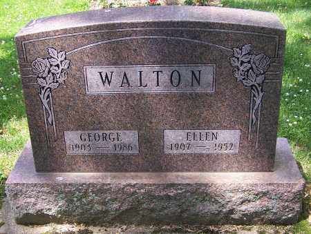 WALTON, GEORGE - Stark County, Ohio | GEORGE WALTON - Ohio Gravestone Photos