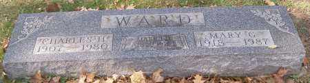WARD, MARY G. - Stark County, Ohio | MARY G. WARD - Ohio Gravestone Photos