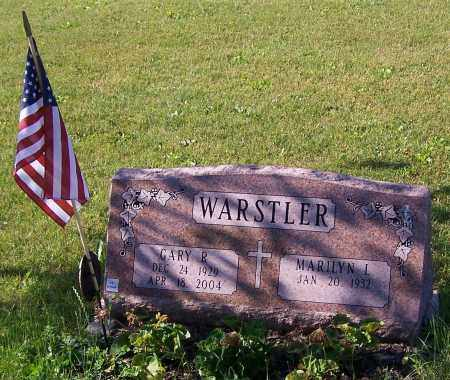 WARSTLER, MARILYN L. - Stark County, Ohio | MARILYN L. WARSTLER - Ohio Gravestone Photos