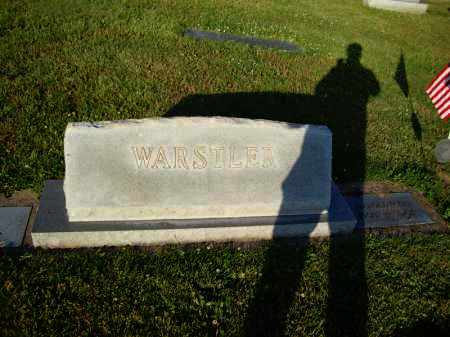 WARSTLER, HAROLD - Stark County, Ohio | HAROLD WARSTLER - Ohio Gravestone Photos