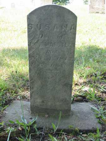 WARSTLER, SUSANA - Stark County, Ohio | SUSANA WARSTLER - Ohio Gravestone Photos