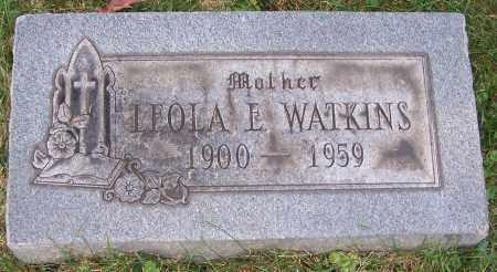 WATKINS, LEOLA E. - Stark County, Ohio | LEOLA E. WATKINS - Ohio Gravestone Photos