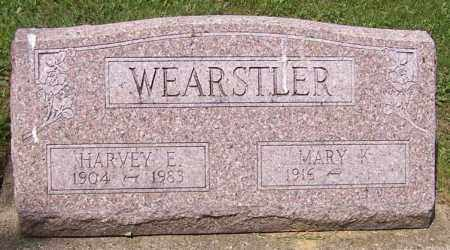 WEARSTLER, MARY K. - Stark County, Ohio | MARY K. WEARSTLER - Ohio Gravestone Photos
