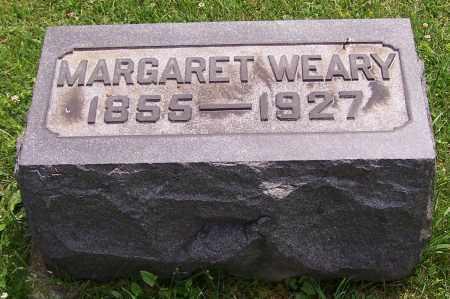 WEARY, MARGARET - Stark County, Ohio | MARGARET WEARY - Ohio Gravestone Photos