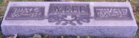 WEBB, WALLACE W. - Stark County, Ohio | WALLACE W. WEBB - Ohio Gravestone Photos