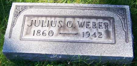 WEBER, JULIUS O. - Stark County, Ohio | JULIUS O. WEBER - Ohio Gravestone Photos
