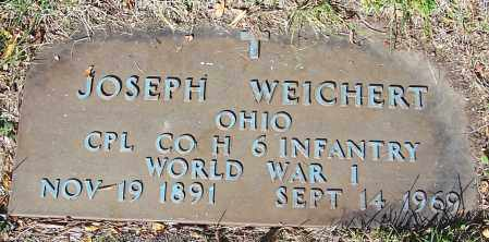 WEICHERT, JOSEPH - Stark County, Ohio   JOSEPH WEICHERT - Ohio Gravestone Photos