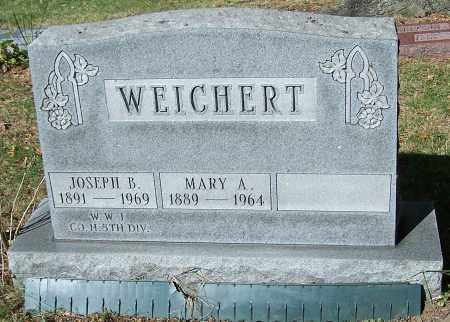 WEICHERT, MARY A. - Stark County, Ohio | MARY A. WEICHERT - Ohio Gravestone Photos